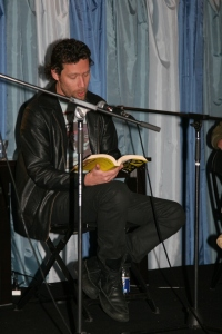 Patrick O'Neil reading from Sideways
