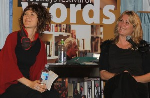 Chrissie keighery & Hilary Rogers in-conversation